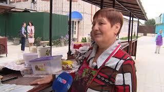 Благоустройство Почтового двора в Касимове