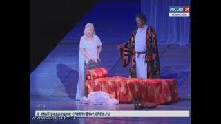 Итальянские страсти без купюр: на международном оперном фестивале в Чебоксарах представили спектакль