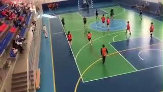 Соревнования по гандболу в Тюмени