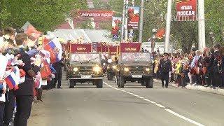 Общественный порядок во время Дня Победы обеспечат более тысячи полицейских