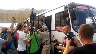 Задержания на гей прайде в Санкт Петербурге представителей ЛГБТ сообщества в Петербурге