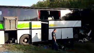 Прокуратура проконтролирует расследование дела о ДТП с рейсовым автобусом Тбилиси — Краснодар