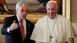 Папа лишил сана чилийских епископов