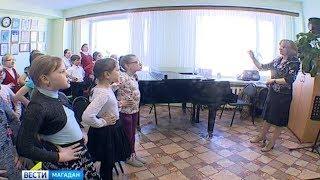 В хоровую школу принимают с 4 лет, научат петь и музыкальной грамоте