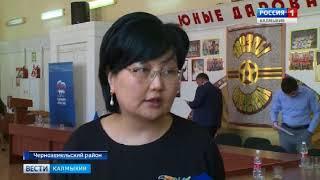 """В поселке Комсомольский завершились праймериз """"Единой России"""""""