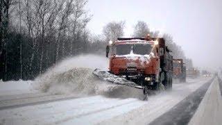 На Екатеринбург идёт сильный двухдневный снегопад