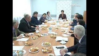 Встреча с участниками ликвидации аварии на Чернобыльской АЭС прошла в региональном правительстве