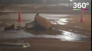 Смертельное ДТП произошло на Нагатинской набережной