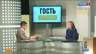Гость студии Елена Кузнецова