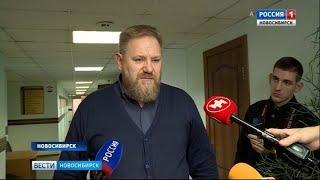 Дорожные службы города в оперативном режиме ликвидируют последствия снегопада в Новосибирске