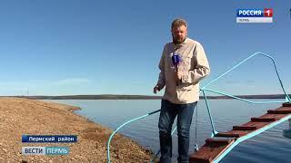 Речная навигация: такой малой воды не помнят даже старожилы