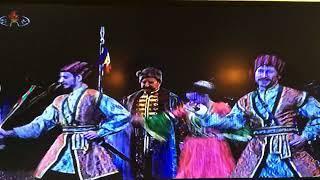 Танцоры казаки из Ставрополя выступили в Северной Корее