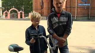 В Пензе угнавшему велосипед подростку подарили собственный