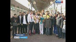 Спортсмены из Чувашии завоевали золотые медали первенства Европы по карате