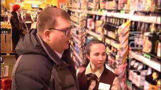 В Саранске «Молодая гвардия» провела рейд по продаже слабоалкогольных энергетических напитков