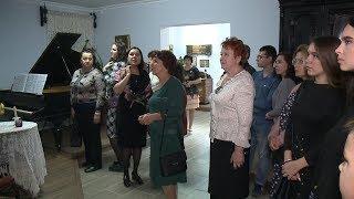 """Накануне в Ставрополе прошла """"Ночь искусств""""."""