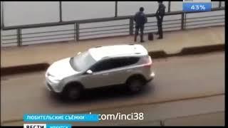Мужчина погиб на Братской ГЭС