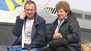 На празднике «Мирное небо в Левцово» открыли первый в России памятник авиамеханику