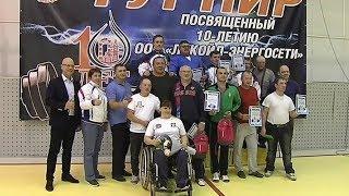 8-кратный чемпион России по тяжёлой атлетике побывал в Югре