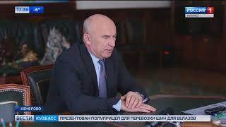 Аман Тулеев обсудил вопросы возведения сейсмостойких зданий с замминистра строительства и ЖКХ России