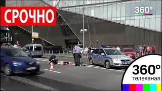 В комплексе «Москва-Сити» мужчина сорвался с высоты 30-го этажа