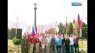 """Автопробег """"Дороги славы - наша история"""" прибыл в Азов и Батайск"""
