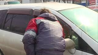 Виновник не получил ни одной царапины в ДТП с тремя авто на Выселковой