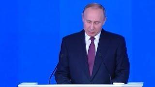 Ежегодное послание президента России Федеральному собранию стало рекордным по длительности