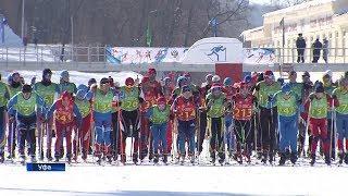 Столица республики приняла участников 33-го Уфимского лыжного марафона