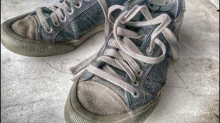 Югорские полицейские поймали мошенника, продававшего старые кроссовки