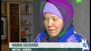 Южноуральская пенсионерка просит помочь с заготовкой дров на зиму