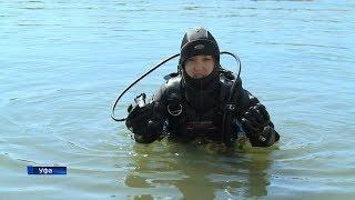Корреспондент «Вестей» ушла под воду
