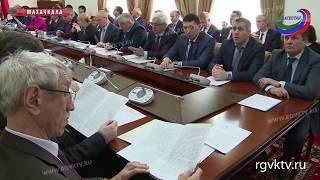 В правительстве республики обсудили развитие туризма в Дагестане