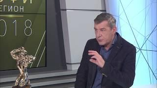 """Призовая статуэтка """"ТЭФИ"""" добралась до Томска. Интервью с Марком Мининым"""