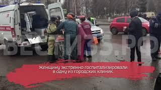 В Соколе «Ниссан» протаранил «Волгу»: есть пострадавшие