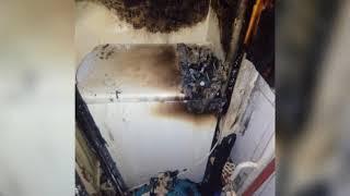 В центре Ярославля горела квартира в жилом доме