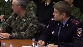 В Крыму завершились учения Вихрь МЭД