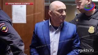 Начальник оперативно-рjзыскной части собственной безопасности МВД Дагестана арестован в Москве