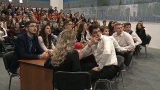 В краевом центре выбирают Мистера и Мисс студенчество.