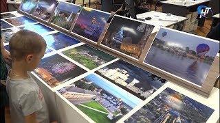 В универсальной научной библиотеке открылась выставка фотохудожника Александра Кочевника