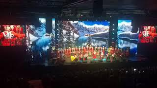 Кубанский казачий хор в Воронеже