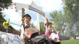 В Старом Синдрове отметили 390-ый юбилей села