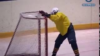 В кузнецкой «Арене» возобновились хоккейные тренировки