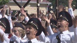 Десятки лейтенантов пополнят ряды ставропольской полиции.