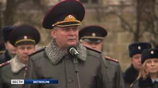 День сотрудников органов внутренних дел начали отмечать в Вологде