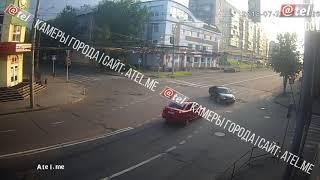 ДТП Герцена   Пушкина 21 07 2018