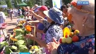 Фестиваль садоводов и огородников прошёл в Иркутске