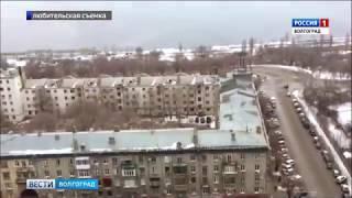 В Волгограде проходят антитеррористические учения