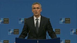 Внимание НАТО к России и Украине