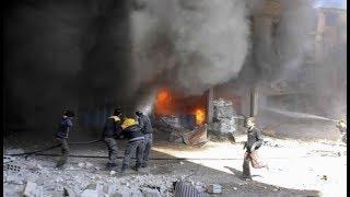 СИРИЯ сегодня 27.02.2018 Боевики снова укрепляют свое превосходство Последние новости 2018